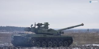 """Oplot"" tanks"