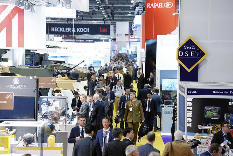Dsei Japan Opens In Tokyo Japan Asian Military Review