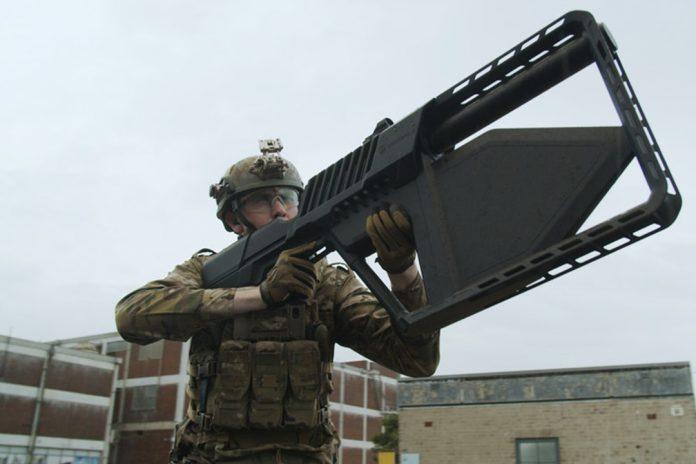 Dronegun Tactical