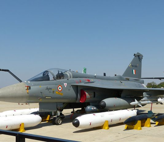 HAL-IAF-Tejas