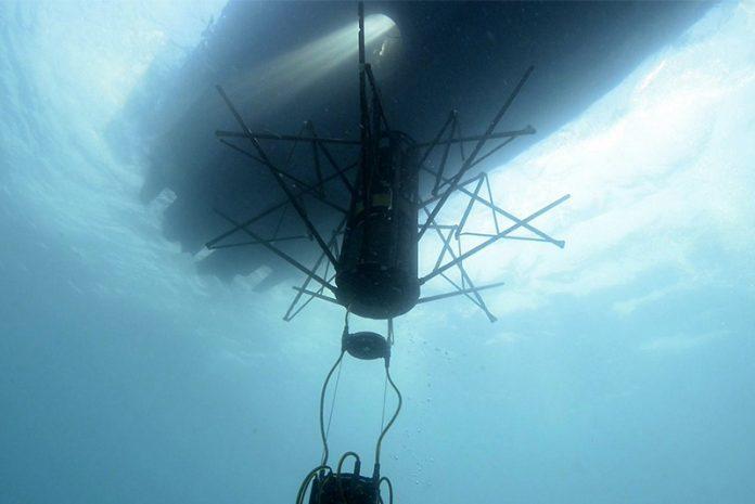 HELRAS-sonar