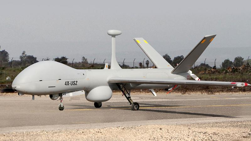 Hermes-900-UAV