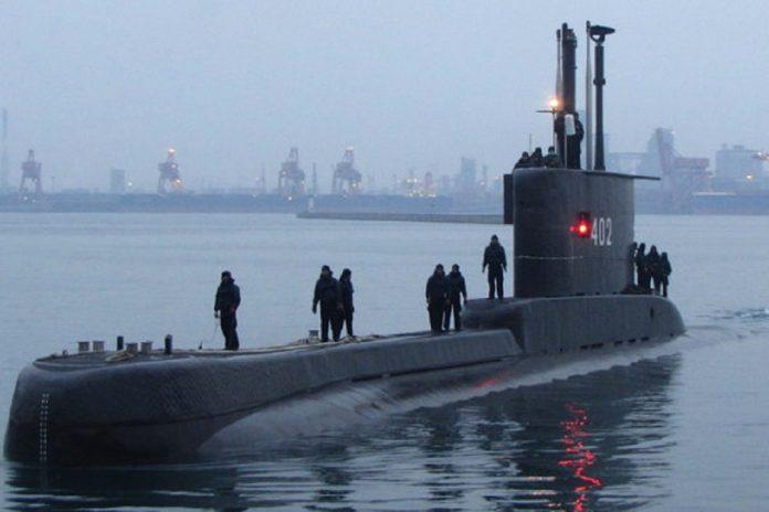 Indonesia-Submarine-Cakra-1