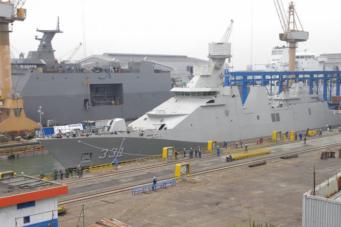 Indonesian-Navy-Frigate