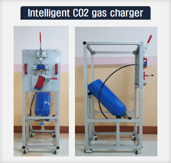 Intelligent-CO2-Gas-Charger