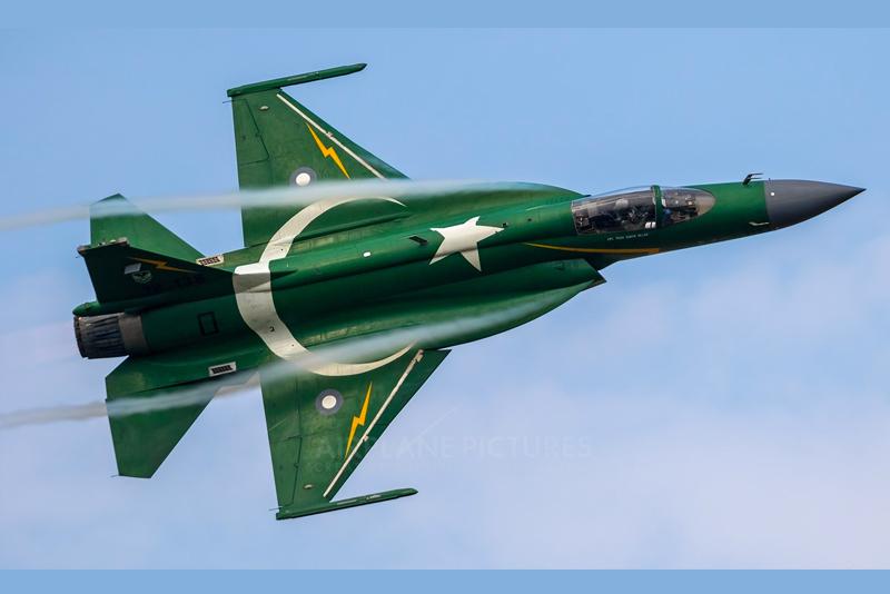 CAC/PAC JF-17 Thunder (China-Pakistan)