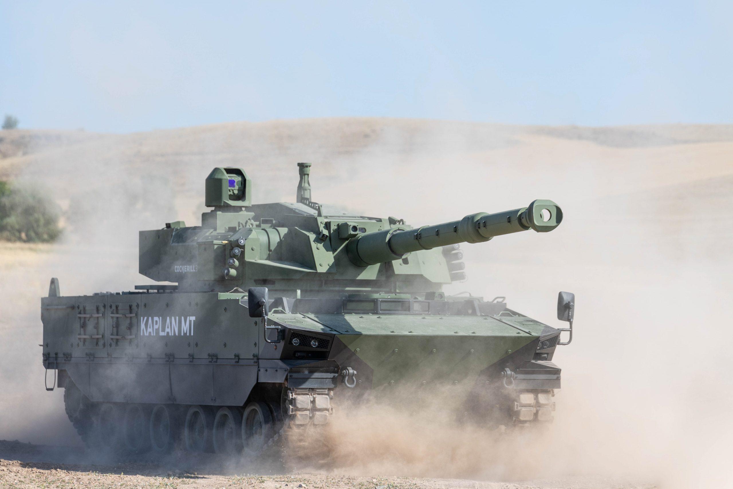 KAPLAN MT (Medium Weight Tank)