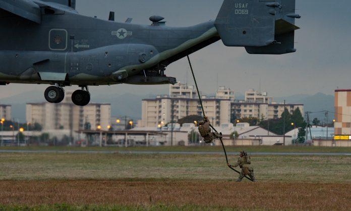 U.S., Japan Sharpen Skills During Keen Sword 21