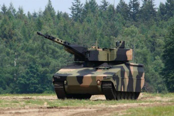 Rheinmetall's Lynx KF41