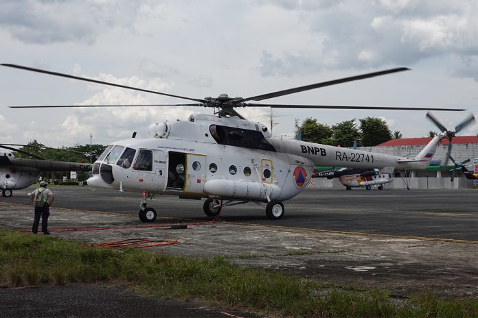 Mi-8/171 helicopter