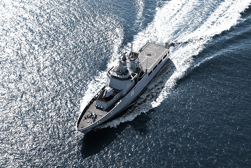 The Naval Workhorse - The Rise of OPVs - Asian Military Review