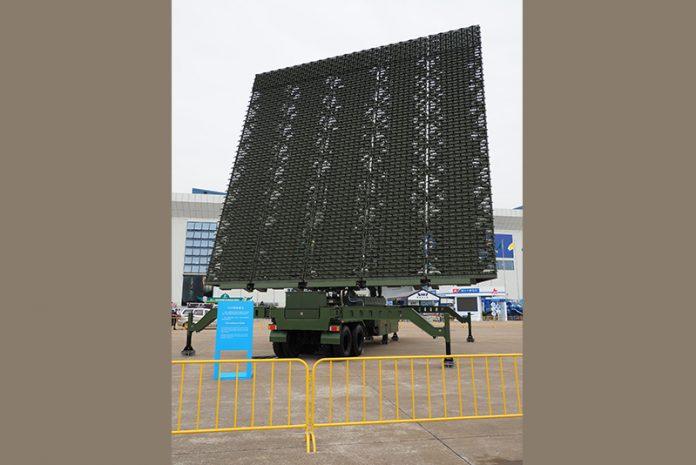 CETC-609-radar