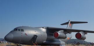 PLAAF-Y-20