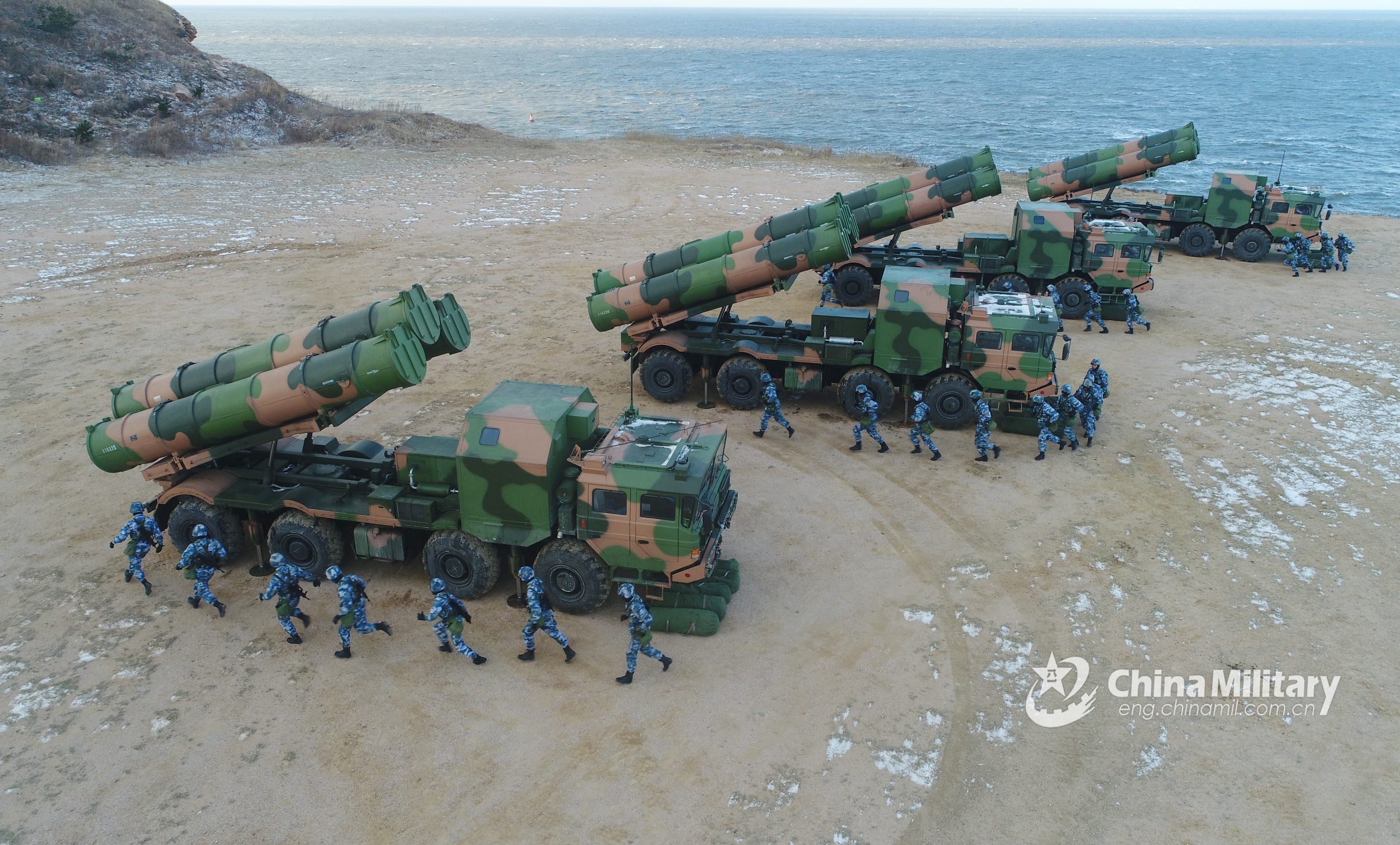 The People's Republic of China's radar-guided anti-ship missiles are one of the most serious threats the RAN may have to contend with.