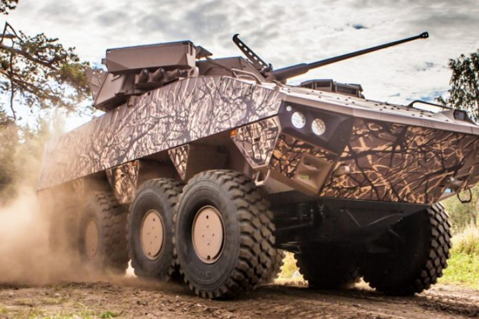 Patria-AMV-XP-IFV