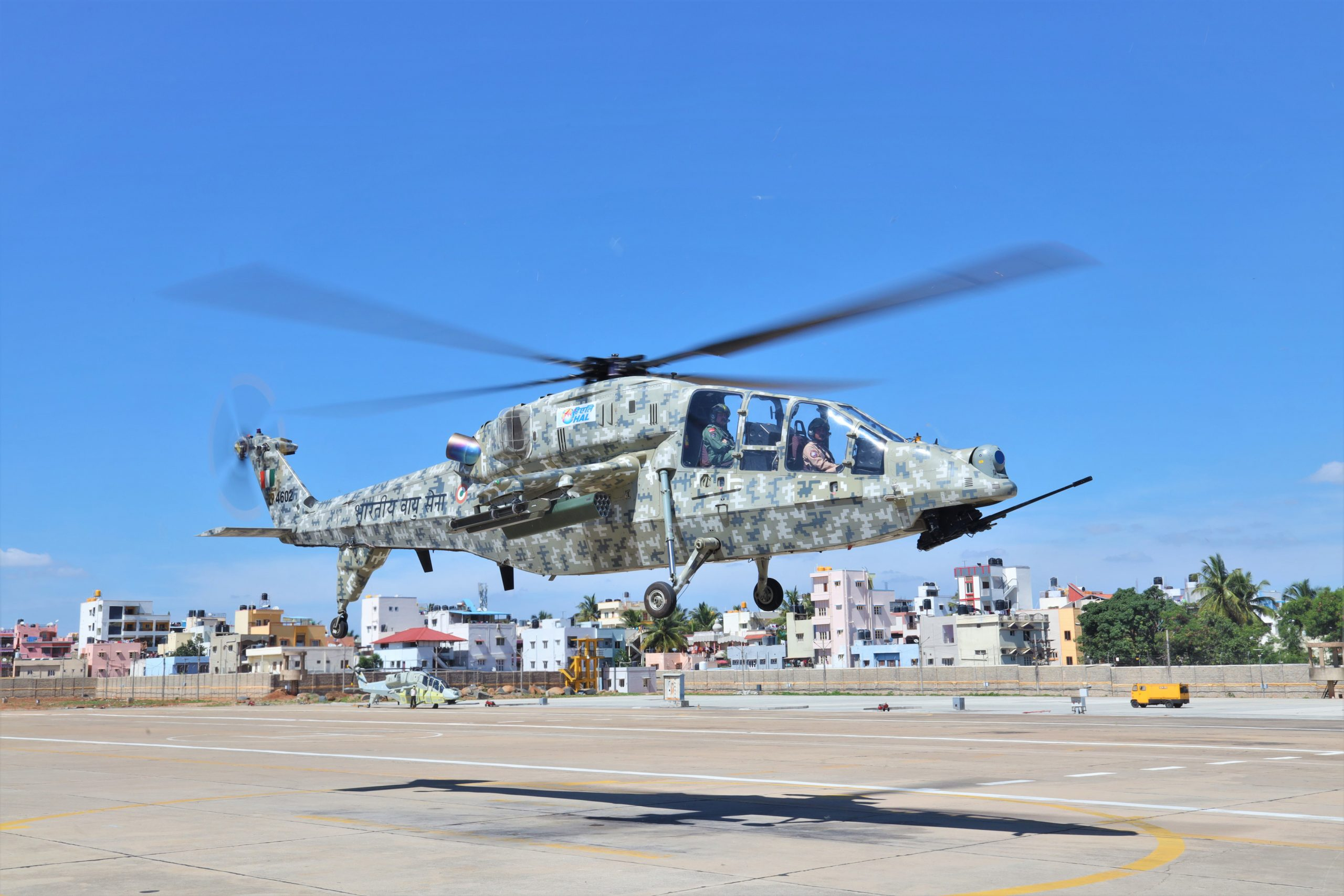 HAL's Light Combat Helicopter