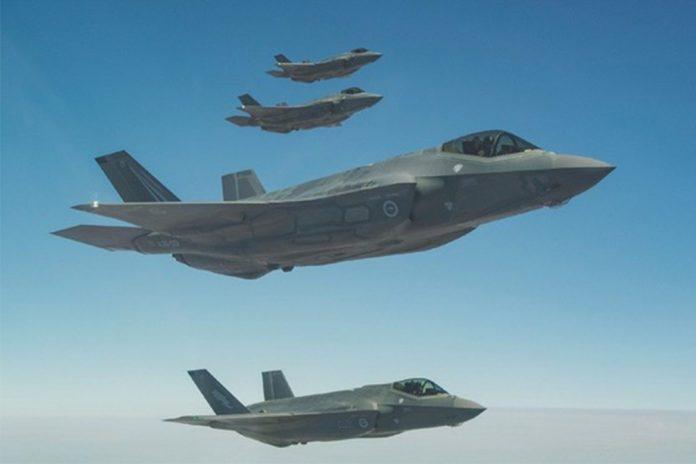 RAAF-F35-IOC