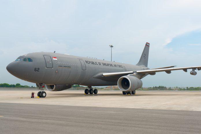 RSAF A330 MRTT