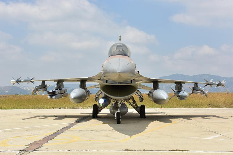 Rafael-F-16