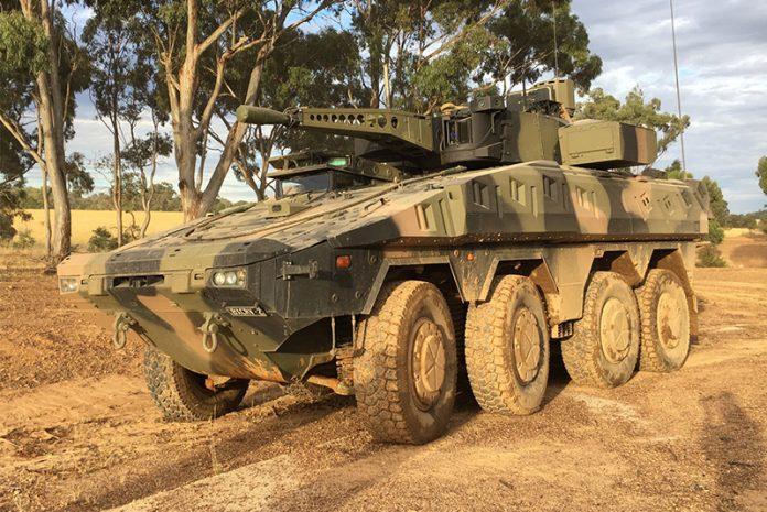 Rheinmetall-Outback