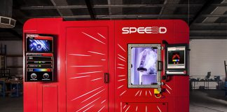 SPEE3D-printer