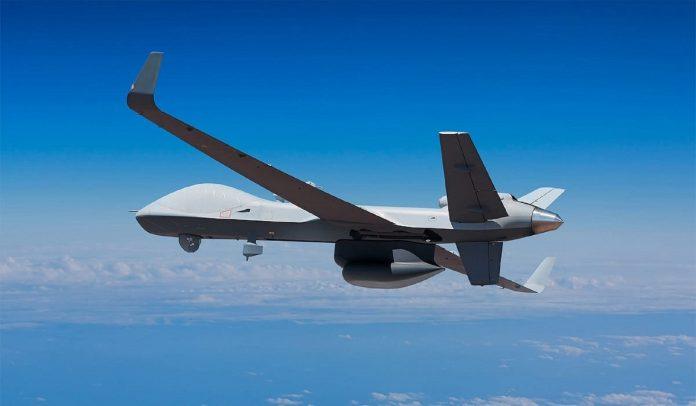 SeaGuardian UAV -- GA-ASI