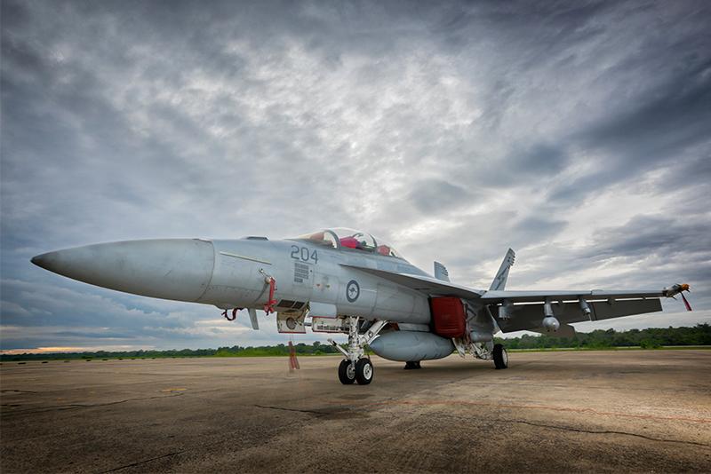 Super-Hornet