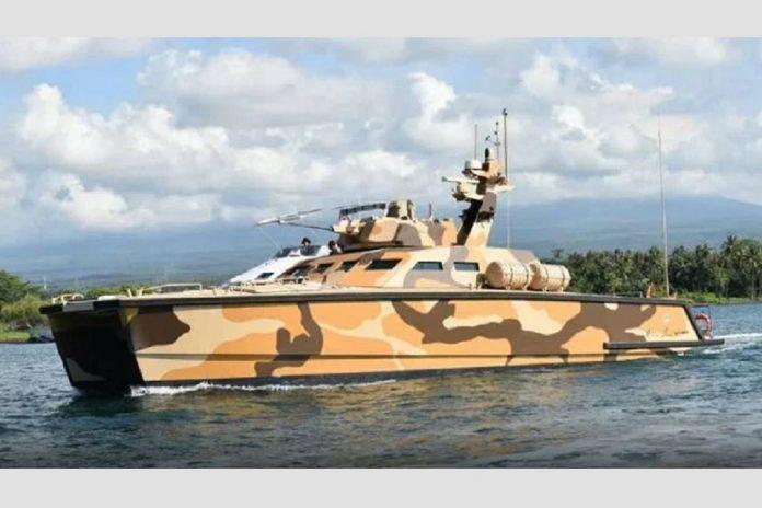 Tank-Boat-launch-PT-Pindad-1