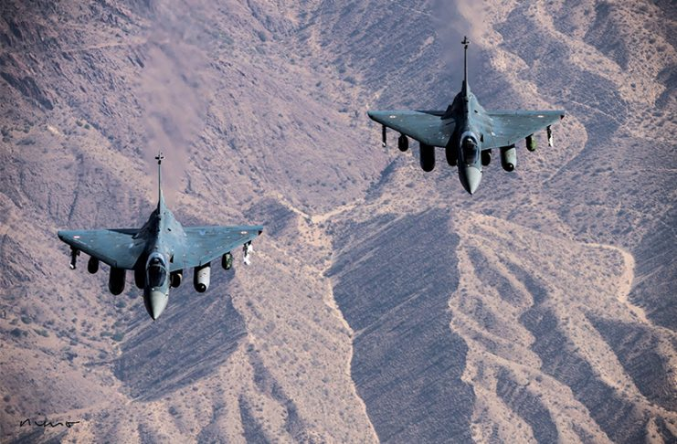 Tejas-Indian-Air-Force