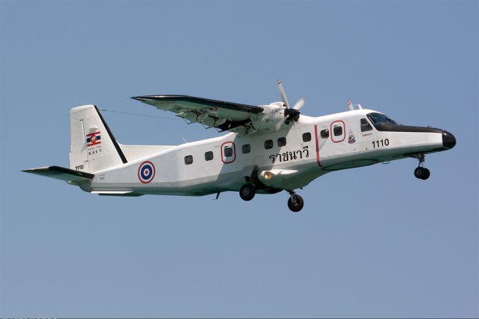 Thai-Navy-Dornier-228