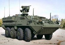 Stryker IFV