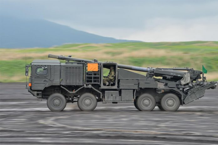 Type-19-155-mm-Wheeled-Self-Propelled-Howitzer-1