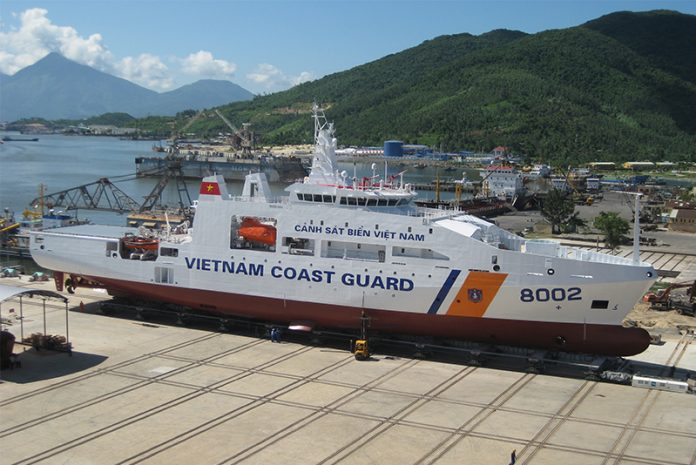 Vietnamese-Coast-Guard