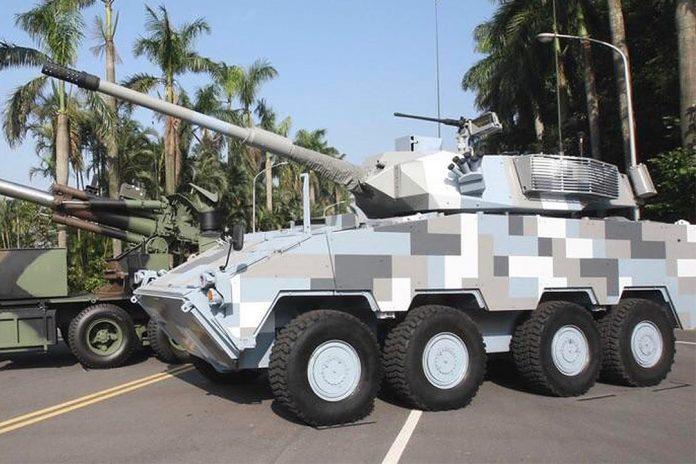Yanpao-turret