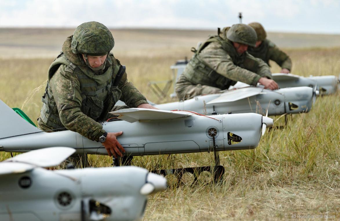 Orlan-10E UAV