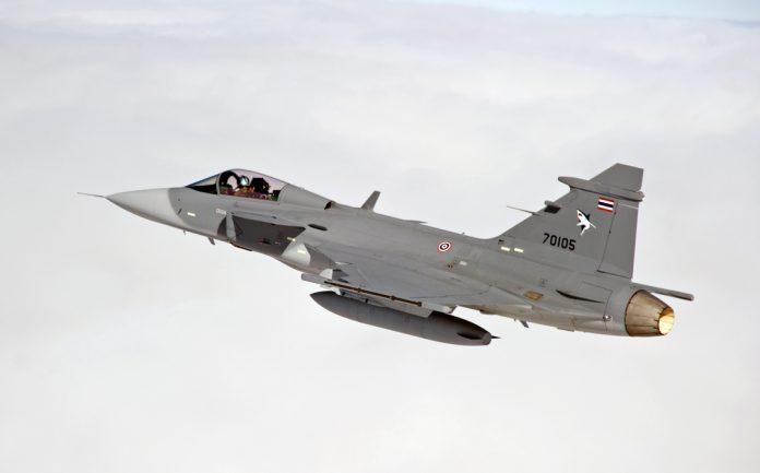 Saab JAS-39 Gripen C